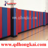 Proteger a parede do ginásio do Corpo almofadado