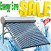 Solarheißwasserbereiter des Edelstahl-300liter (Höhe unter Druck gesetzt)