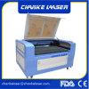 Laser de CO2 madeira contraplacada de acrílico de vidro tecido papel gravura de Corte Preço da Máquina