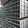 Труба строительного материала лесов Hot-DIP гальванизированная квадратная стальная