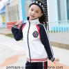 Personalizado de alta calidad uniforme de niño y niña trajes de Deportes para niños