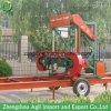 Elektrisches Dieselmotor-bewegliches Bauholzhölzerne Sawing-Maschine