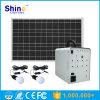 Горячая продавая электрическая система системы 5W-100W солнечной силы решетки домашняя миниая солнечная