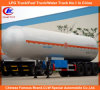 Clw Asme LPG Gas-Schlussteil-Tri Radachsen-flüssiges Gas-Schlussteil