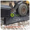 Carreggiata provvisoria dell'HDPE del polietilene delle stuoie provvisorie resistenti della strada