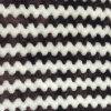100%年のポリエステル陽イオン6のジャカードフランネルの羊毛