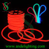 고품질 빨간 LED 유연한 네온 지구 빛