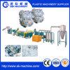 Ligne de réutilisation en plastique de rebut chaîne de production de lavage de film de PE (300kg/h)