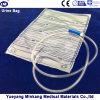 медицинский мешок дренажа мочи 2000ml для взрослого без клапана
