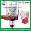Sacchetto con il becco in casella per il liquido di /Water/Oil del vino