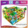 最高と評価された幼児の柔らかい運動場、子供党運動場装置