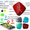 mini/di GPS inseguitore molto piccolo dell'allarme Pendant chiave di caduta 3G con la macchina fotografica V42