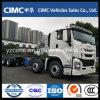 La nueva camioneta Isuzu Giga Vc61 8x4 cabina y el chasis 380 y 420 y 460 CV Euro5
