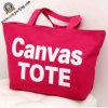 Fashion Large Ladies Canvas Shopping Bag (HC00150727003)
