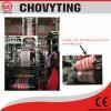 PE PE de plástico de polipropileno de HDPE LDPE películas estirables rebobinado de la máquina