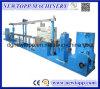 Línea de extrudado Fluoroplastic del cable de alta temperatura automático del Teflon del PLC
