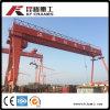 Exportación 40ton Gantry Crane Top Cost Performance