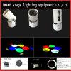 Indicatore luminoso capo mobile girante del punto dell'interno del LED RGB per il randello del partito della fase