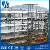 Edificio de múltiples capas del taller de la estructura de acero de la alta calidad de Famos