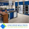Neues blaues Farben-Ende-moderne Küche-Schrank-Möbel (ZY 1048)