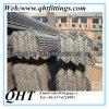 Barres plates de section de cornière d'acier de construction d'ASTM A36