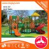 Da espiral Amusing dos miúdos da infância da fábrica campo de jogos ao ar livre
