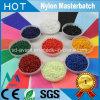 El color de Nylon Masterbatces Masterbatch