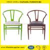 Hans Wegner Iron Chair met het Kussen van Pu