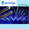 Plafond Disco 1 m de long tube RGB en 3D Meteor Stick