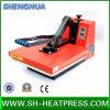 Máquina plana de la prensa de la sublimación del traspaso térmico de la máquina manual de la prensa
