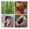 Schwarzes Huka Shisha Holzkohle-Brikett-natürlicher Bambus