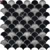 Matériaux de construction Verre Céramique Marbre Mosaïque Carreaux muraux (SA001)