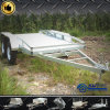 China Factory Factory Flatbed Trailer Full Function (SWT-PT146)