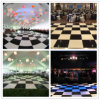 Dance Floor Wedding extérieur portatif grand Dance Floor noir Wedding