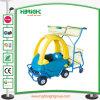 Supermarché Kids Panier avec voiture jouet pour le magasin de détail