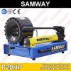 Plooiende Machine van de Slang van Samway P20HP de Hydraulische