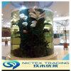 Kundenspezifisches transparentes Acrylaquarium, großes Fisch-Becken