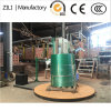 330kg Jumbo rouleau de bande de cerclage en PET en relief