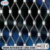 Сеть веревочки нержавеющей стали Ржавчин-Сопротивления завязанная диамантом