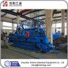 Dobladora del tubo de calefacción de inducción del CNC del diámetro grande para procesar los tubos de acero inoxidables