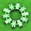 APC van Sc Singlemode Simplex Optische Adapter van de Vezel