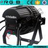 1개의 실내 LED 동위에 대하여 12*8W RGBW 4는 /DJ 빛을 점화할 수 있다