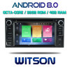 Witson Android 8.0 GPS van Car DVD voor Toyota RAV4-V5715
