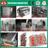 揚げられていたピーナツ小麦粉コーティング機械の2016熱い販売の全セット
