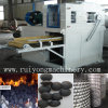 Twin-Roller Hydraulic Pressure Charcoal Briquetting Machinery