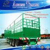 Clôture semi de la remorque de camion de pieu de transport de remorque/cargaison semi