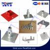 構築の足場支承板(150*150*5mm)