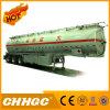 반 3개의 차축 화학 액체 수송 탱크 트레일러