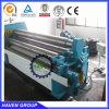 Rouler la machine CNC unviersal W12S-12X3000 avec quatre rouleaux