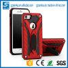 Contraportada dura del caso del soporte del defensor 3D para el iPhone 7